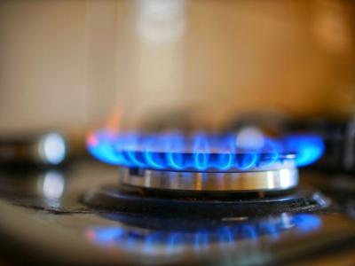 FILE - Natural gas
