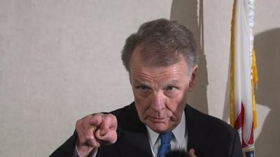 FILE - IL Speaker Michael Madigan 4-23-18
