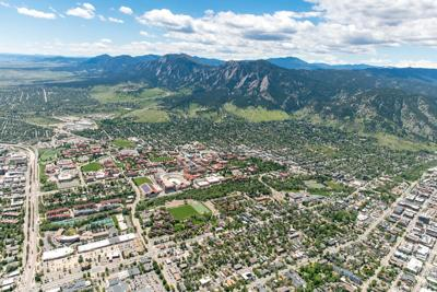 FILE - Boulder, Colorado