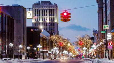 FILE - Ann Arbor, Michigan 2-12-2011