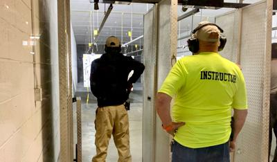 FILE - Ohio gun range 6-22-2019