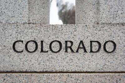 FILE - Colorado World War II Memorial