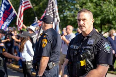 FILE - NJ police 9-12-2020