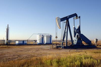 FILE - Texas oil