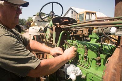 Nebraska farm job