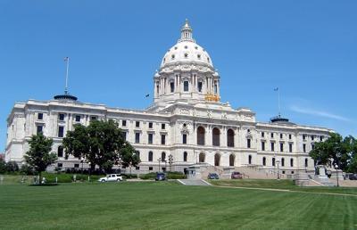 FILE - Minnesota State Capitol