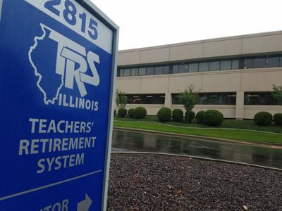 FILE - TRS - Teachers' Retirement System