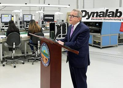 FILE - OH Mike DeWine 5-20-2019