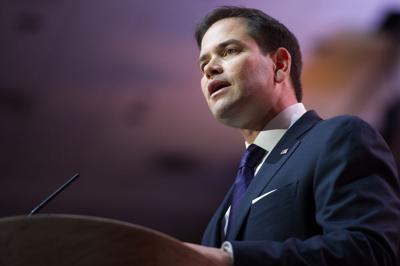 FILE - U.S. Sen. Marco Rubio