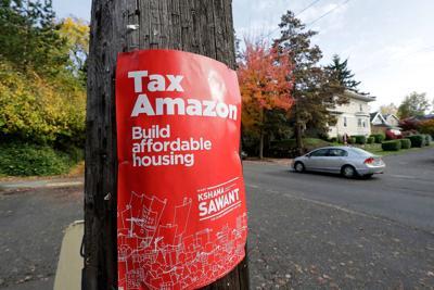 FILE — Tax Amazon
