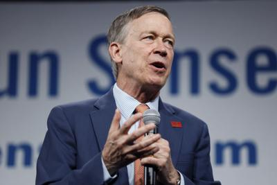 Election 2020 Hickenlooper Ethics
