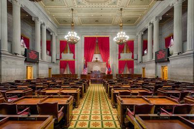 FILE - Tennessee House floor