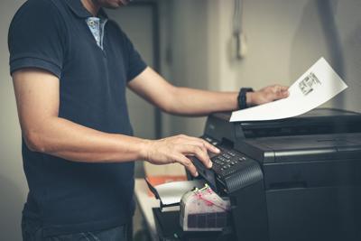 FILE - FOIA printer