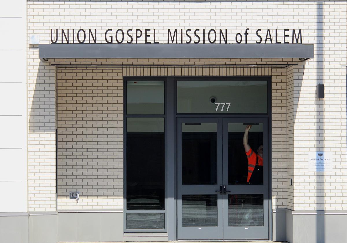 FILE —Union Gospel Mission of Salem