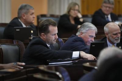 File-Ohio State Rep. Rick Carfagna