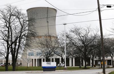 FILE - Nuclear Plants Ohio