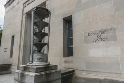 FILE - U.S. Department of Justice DOJ