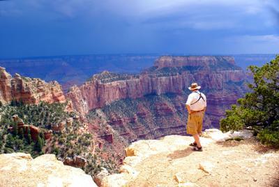 FILE - AZ Grand Canyon senior