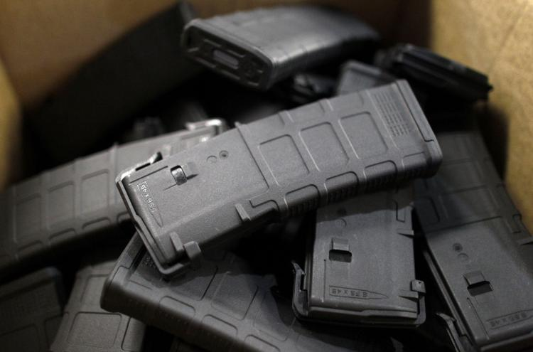Texas Joins 24 Other State Urging Supreme Court To Overturn New Jersey's Gun Magazine Ban