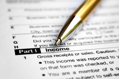 FILE - income taxes