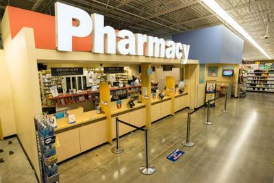 FILE - Pharmacy