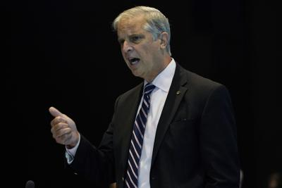 FILE - Virginia state Sen. Mark Obenshain