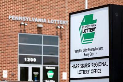 FILE - Pennsylvania Lottery
