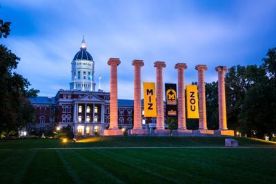 FILE - University of Missouri