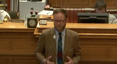 Colorado state Rep. Matt Soper