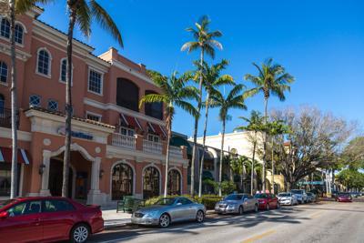 FILE - Naples Florida