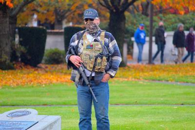 FILE —Oregon gun protester