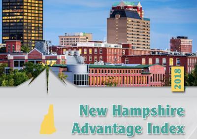 FILE - New Hampshire Advantage Index