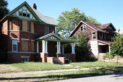 FILE - Foreclosure, Detroit