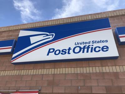 FILE - U.S. Post Office