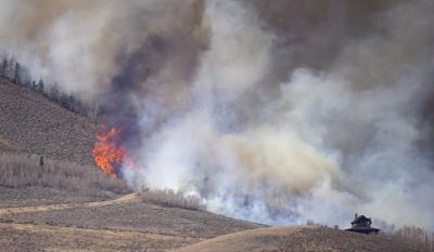 FILE - Colorado Wildfires