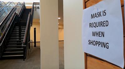 FILE —Oregon mall