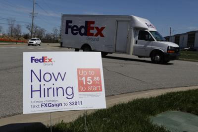 Virus Outbreak Indiana Unemployment