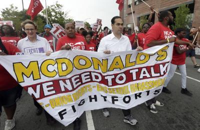Election 2020 Minimum Wage
