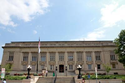 FILE - Illinois Supreme Court Building