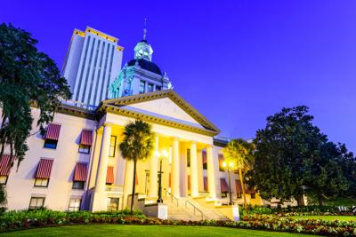 FILE - Florida State Capitol