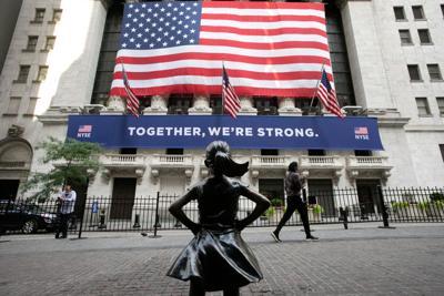 FILE - NY New York Stock Exchange 7-9-2020
