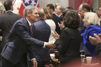 FILE - Bill Lee State of the State
