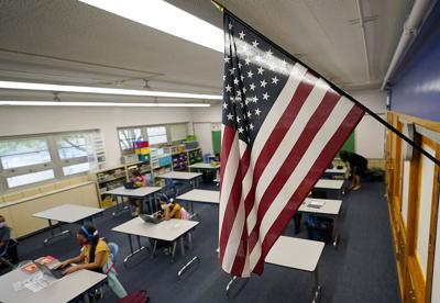 FILE - Virus Colorado Schools