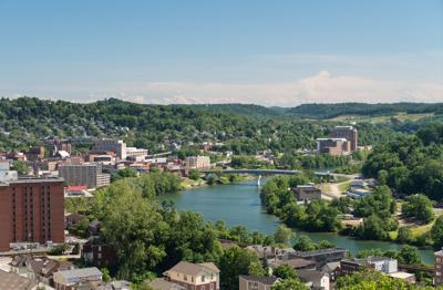 FILE - Monongalia County, Morgantown, West Virginia