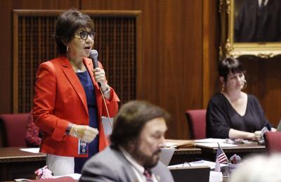FILE - Arizona state Rep. Charlene Fernandez
