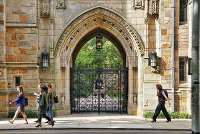 FILE - Yale