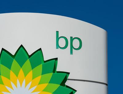 FILE - BP British Petroleum