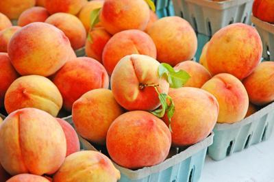 FILE- Peaches