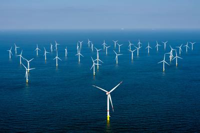stock offshore wind