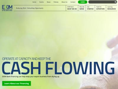 FILE - Export website